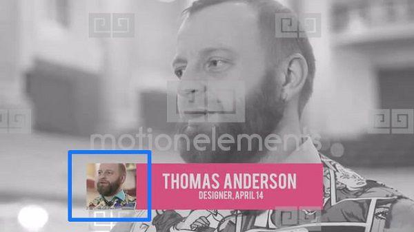 モーションエレメンツ PremiereProテンプレートEvent Promoに写真を追加する