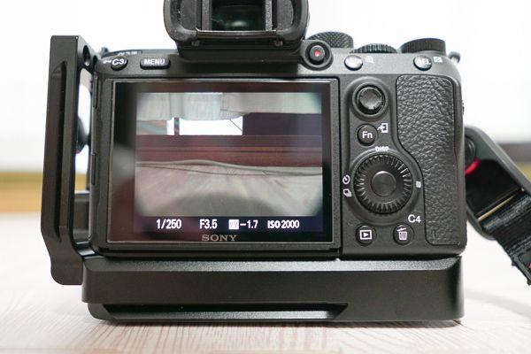 FE24-70mm F2.8 GMとTiffen NDフィルター ケラレが発生する