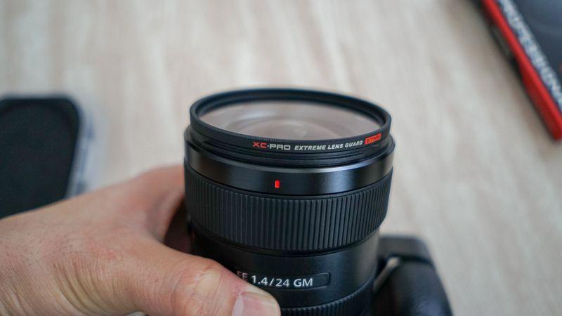 FE24mmF1.4GM+XC-PRO