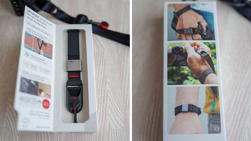 ピークデザイン CF-BL-3の化粧箱