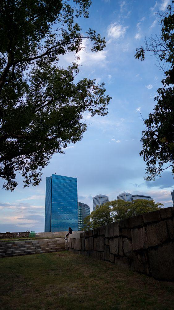 SONY α7Ⅲの作例 大阪城公園