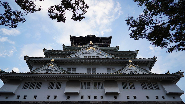 FE24mmF1.4GMの作例 大阪城公園