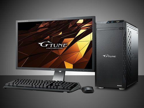 マウスコンピューターのRyzen9搭載動画編集用パソコン