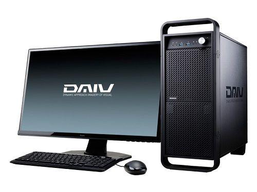 DAIVクリエイターパソコン