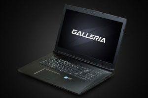 ドスパラのGeforce GTX1060搭載動画編集用パソコン