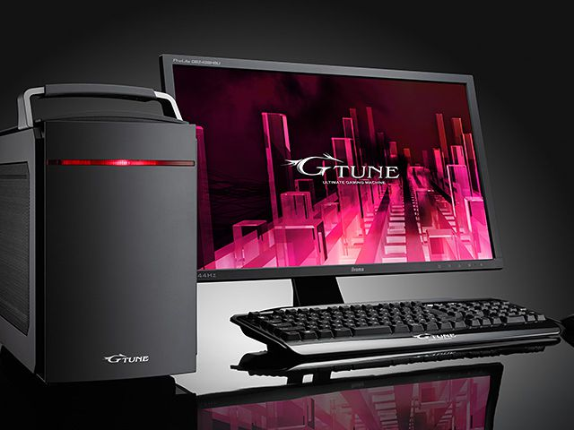 マウスコンピューターのRyzen7搭載動画編集パソコン