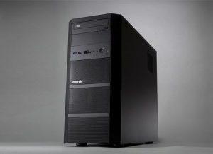 ドスパラのRyzen7搭載動画編集パソコン