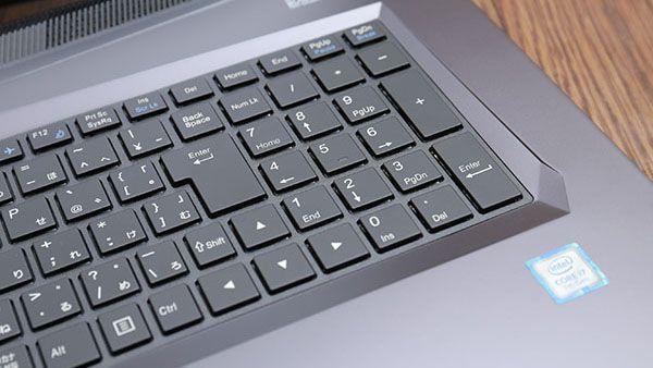 ノートパソコン,DAIV-NG7500 S2-M2SH2