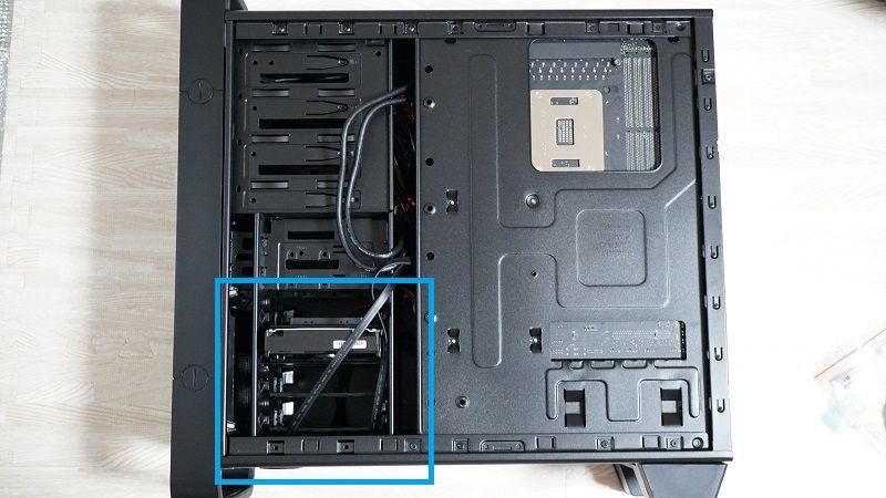 BTOパソコンのケース