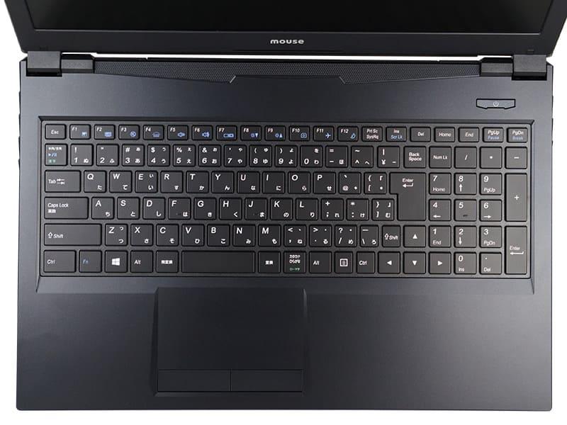 DAIV-NG5500U2-M2SH5のキーボード