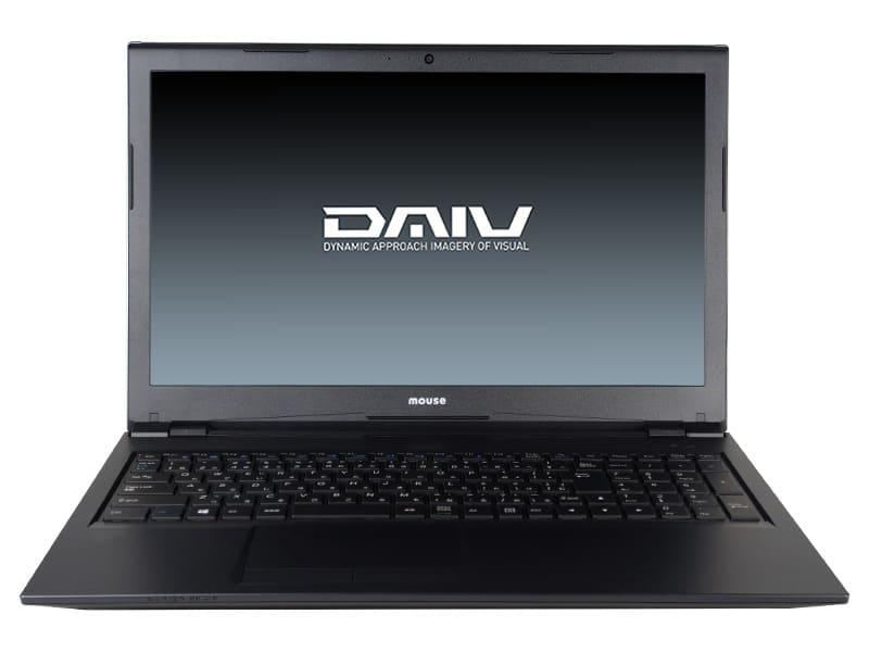 ノングレア液晶モニターを搭載したDAIV-NG5500U2-M2SH5