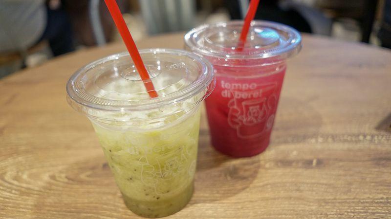 fruttaのジュース